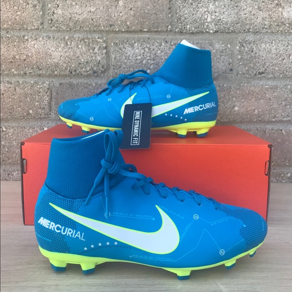 7d30a0f31 Nike Mercurial Victory VI DF FG NJR Neymar Soccer